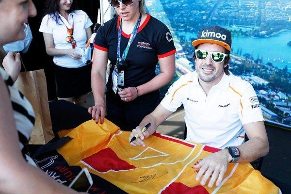 Alonso: V Melbourne budeme nejhorší