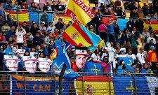 Alonso: Vždyť bych se nemohl ani pohnout