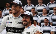 Alonso bude závodit do pětadevadesáti