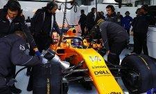 McLaren chce konečně solidní zimní testování