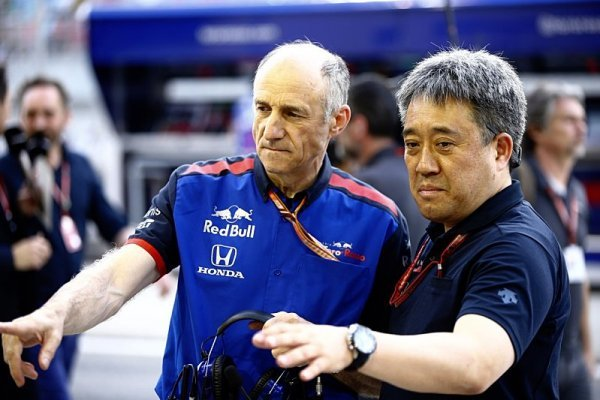 Toro Rosso šokovalo, kolik toho Honda nevěděla