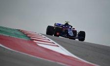 Toro Rosso Honda s dalšími penalizacemi