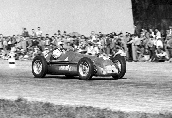 První velké ceně MS F1 v historii vládla Alfa Romeo