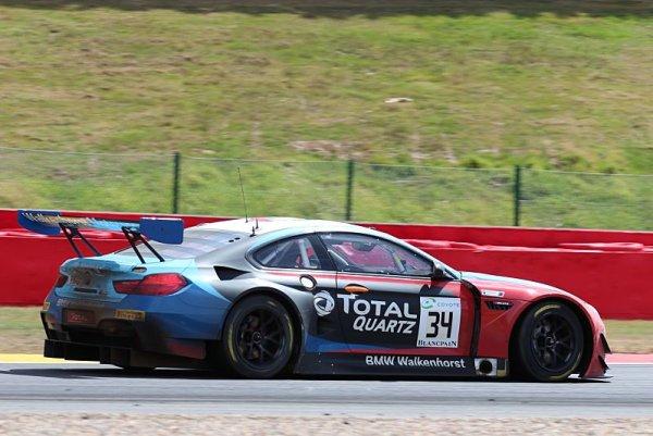 Dvojité vítězství BMW ve 24 hodinách ve Spa