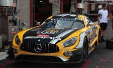 Konečné pořadí Blancpain Sprint Cupu