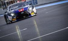 Premiérové vítězství Lexusu v Blancpain GT