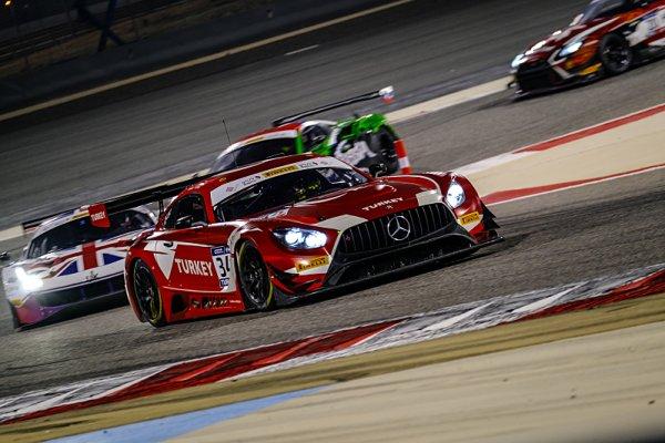 Turecko vybojovalo první Pohár národů FIA GT