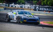 Podmíněný triumf Aston Martinu na domácí půdě
