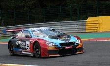 BMW týmu Walkenhorst je zatím nejrychlejší