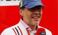 Villeneuve: Verstappen není tak dobrý jako Ricciardo