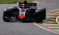 Magnussen skvěle využil potenciál vozu