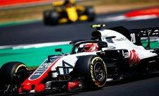 Magnussen bude stát na pole position skupiny B