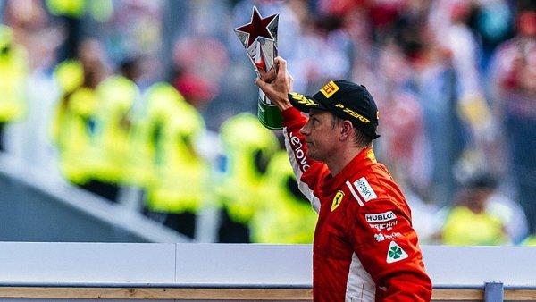Räikkönen odchází z Ferrari do Sauberu