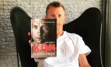 Räikkönen vydává autobiografii