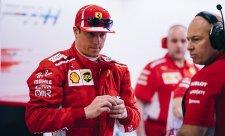 Vrátí se Räikkönen do Wokingu?