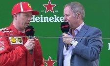 Räikkönen chce závodit i jako 40letý!
