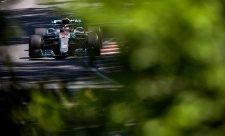 Mercedes oznámil personální změny