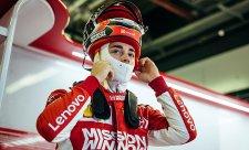 Ferrari díky Leclerkovi nejrychlejší i druhý den