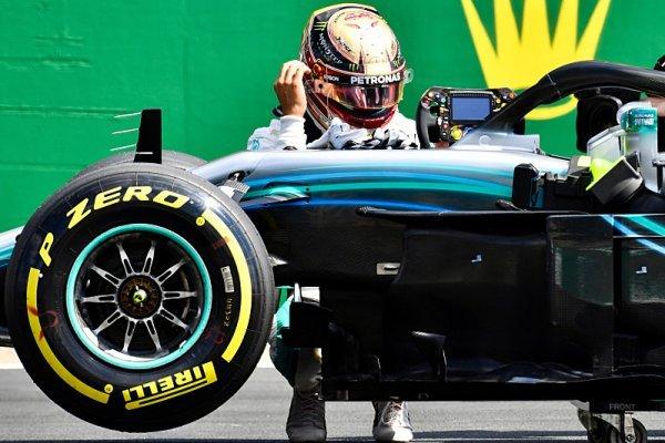 V Hamiltonově voze by vyhrál každý, míní Verstappen