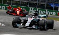 Hamilton není jen rychlý, ale i spolehlivý