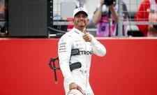 Hamilton zůstane do roku 2020 v Mercedesu