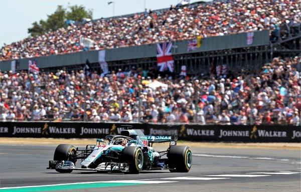 Hamilton nepřestával věřit ve vítězství