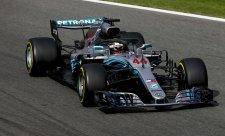 Hamilton viděl Kimiho puchýře a začal si dávat pozor