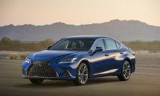 Druhá úroveň autonomity pro Lexus ES