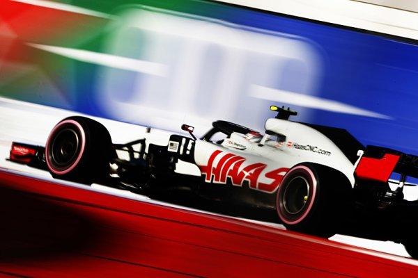 Magnussen se cítí jako na pole position