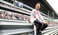 Magnussenův vůz přes noc ztratil rychlost