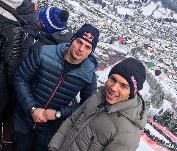 Verstappen se už těší na zimní dovolenou