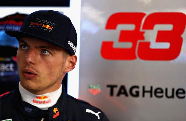 Verstappen přiznal vinu za kolizi s Vettelem