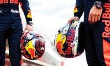 Jezdci Red Bullu si přejí mokrou kvalifikaci