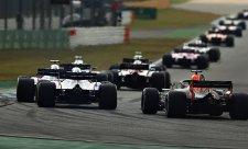 Verstappen odsouzen ke čtvrtému místu