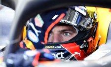 Verstappen si nebude určovat, kdo s ním bude v týmu