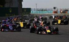 Verstappen se zlobí na Renault i po závodě