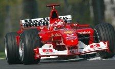Smečka šampionů honí a letos nedohoní Schumachera