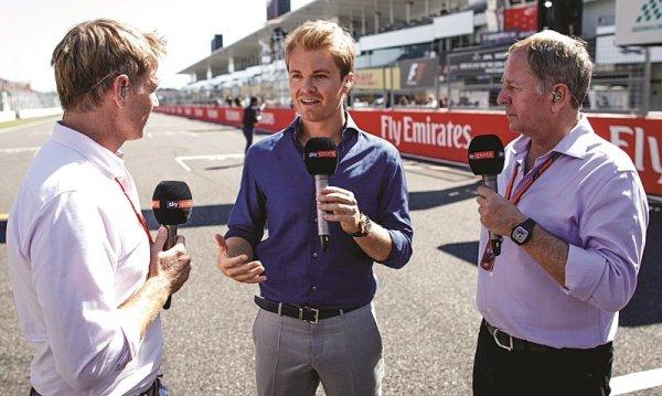 Rosberg: F1 potřebuje přísavný efekt
