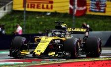 Renault připravil poslední nové křídlo pro tuto sezonu