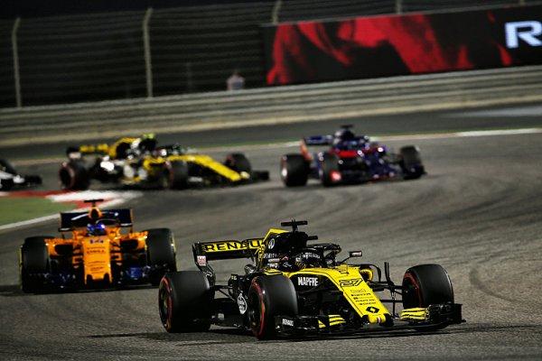 "Renault a McLaren v ""B-alianci""?"