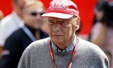 Podle bulváru je Lauda již při vědomí