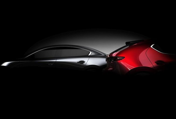 Nová Mazda 3 se představí v Los Angeles
