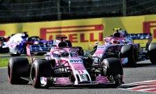 Pérez využil příležitost a chňapl po Grosjeanovi