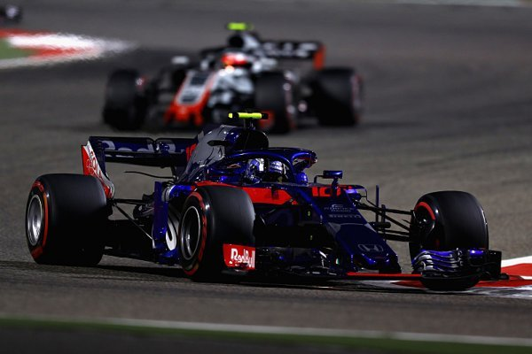 Toro Rosso: V Bahrajnu to nebyla náhoda