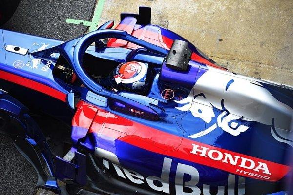 Jak začalo partnerství Toro Rosso - Honda?