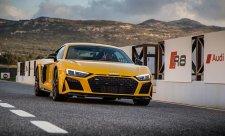 Příští Audi R8 pouze jako desetiválec