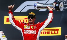 Wolff lituje Räikkönenova odchodu z Ferrari