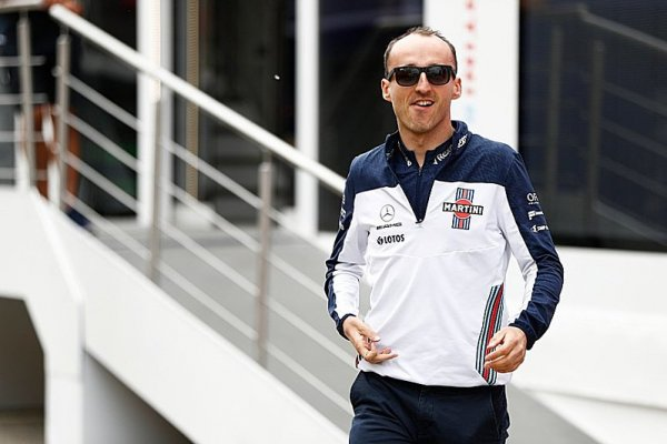 Kubica jako náhrada za Hartleye?