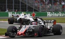 Grosjean si pochvaloval úžasnou výdrž pneumatik