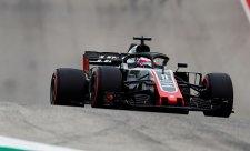 Podle Grosjeana to v závodě bude lepší